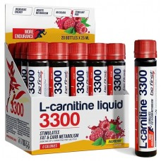 Be First L-Carnitine 3300 25мл малина