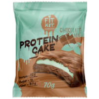 FitKit Protein Cake 70г шоколад-мята