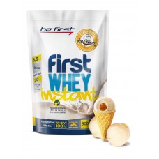 Be First Whey Instant 900г крем-брюле