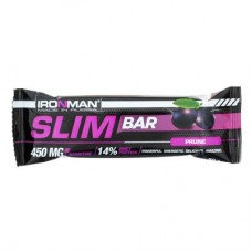 Iron Man Slim Bar 50г чернослив