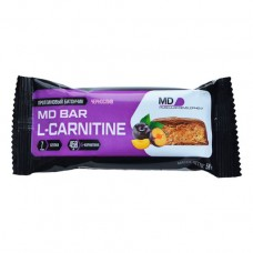 MD BAR L-Carnitine, 50г чернослив