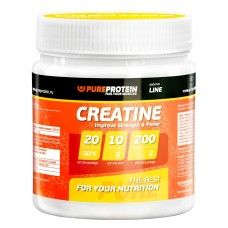 Pure Protein Creatine 200г Апельсин
