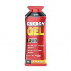 VP Lab Energy Gel 41г Цитрус пунш