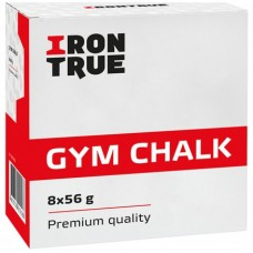 Магнезия Iron True Gym Chalk 56г
