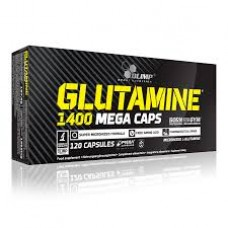 Olimp Glutamine 1400 Mega caps 120капс