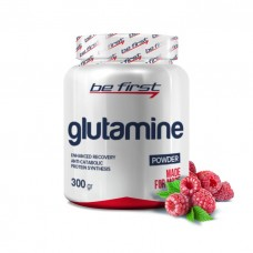Be First Glutamine 300г малина