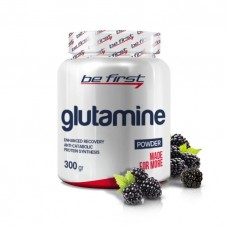 Be First Glutamine 300г ежевика