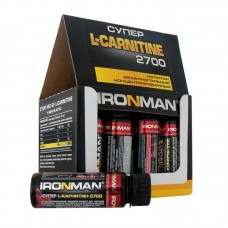 IronMan L-Carnitine 2700 60мл гранат