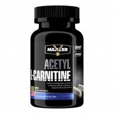 Maxler Acetil L-Carnitine 100капс