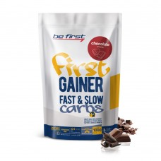 Be First Gainer Fast&Slow Carbs 1кг шоколад