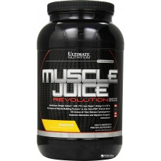 Ultimate Nutrition Muscle Juice Revolution 2.12кг банан