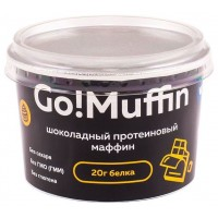 Vasco Go Muffin 54г шоколад