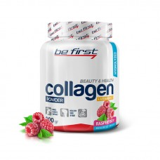 Be First Collagen+vitamin C 200г малина