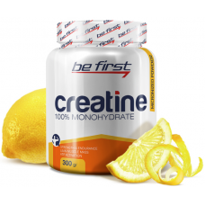 Be First Creatine 300г лимон