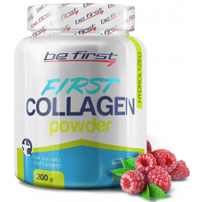 Be First Collagen 200г малина