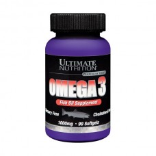 Ultimate Nutrition Omega 3/90капс