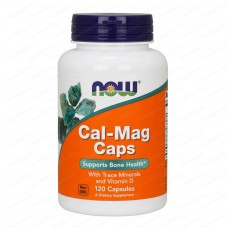 NOW Cal-Mag 120капс