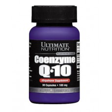 Ultimate Nutrition Q-10 30капс